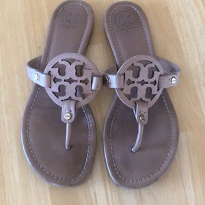771754bd2 Women s Used Tory Burch Miller Sandals on Poshmark